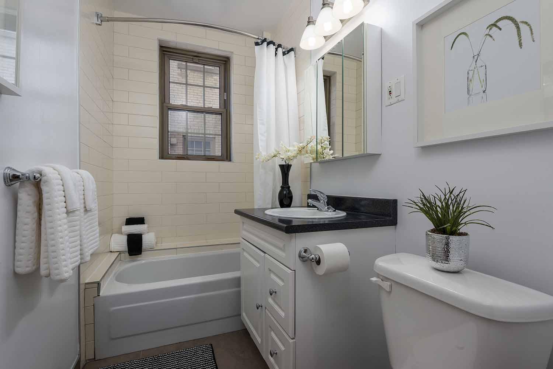 Appartement 1 Chambre de luxe a louer à Montréal (Centre-Ville) a Haddon Hall - Photo 11 - TrouveUnAppart – L2256