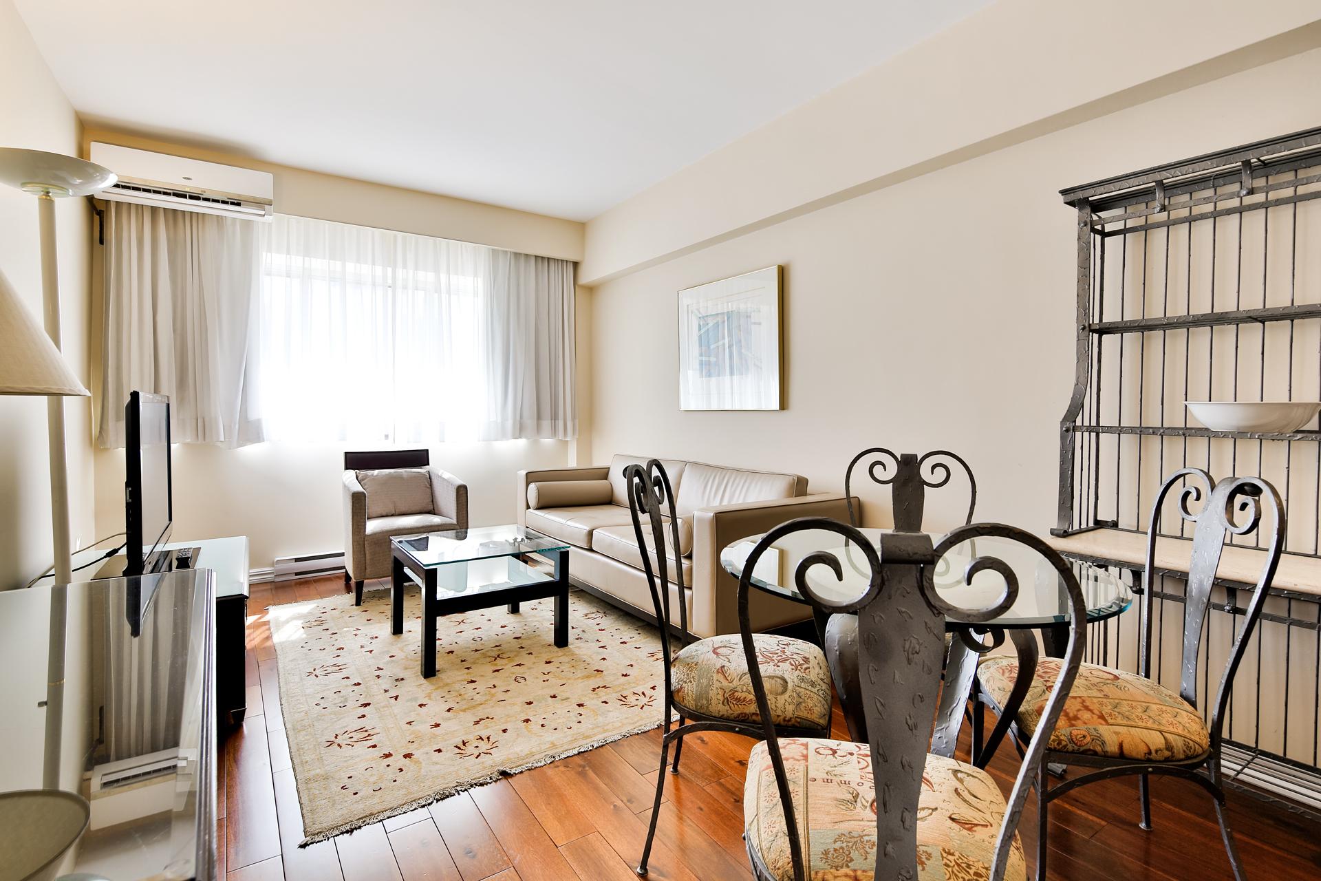 Appartement 1 Chambre de luxe a louer à Ville Mont-Royal a 2445 Chemin Sunset - Photo 03 - TrouveUnAppart – L397617