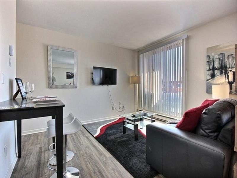 Appartement 1 Chambre a louer à La Cité-Limoilou a Le Complexe Montserrat - Photo 01 - TrouveUnAppart – L168592