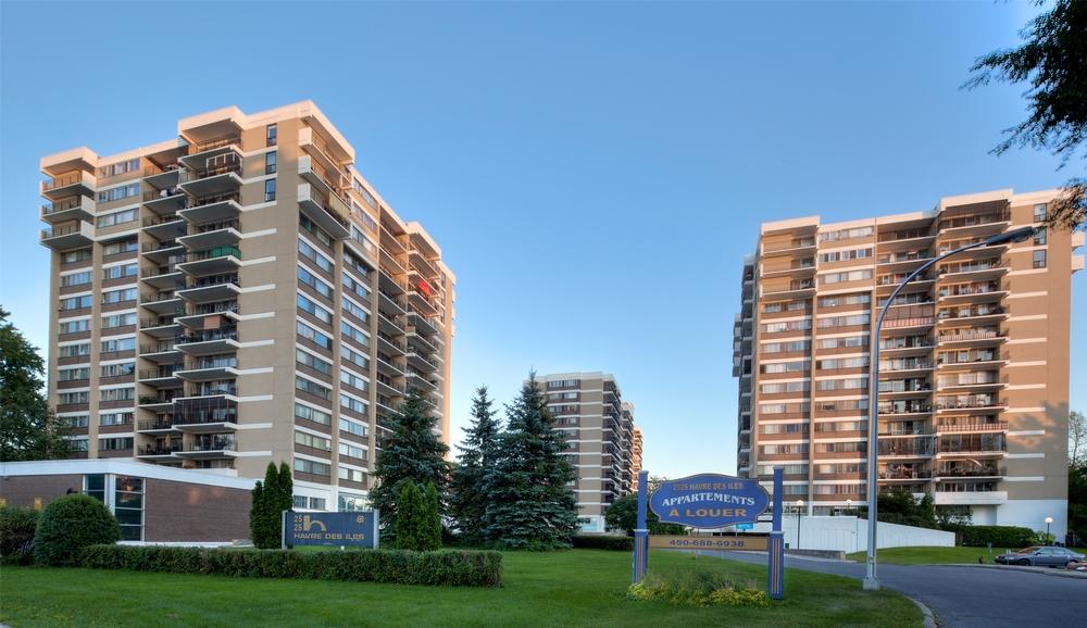 Appartement 2 Chambres a louer à Laval a Havre des Iles - Photo 04 - TrouveUnAppart – L9526