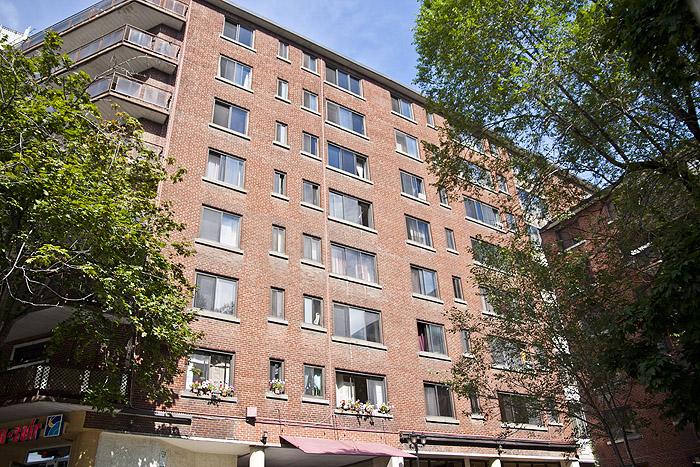 Appartement 1 Chambre a louer à Montréal (Centre-Ville) a Metro Guy concordia - Photo 02 - TrouveUnAppart – L1060