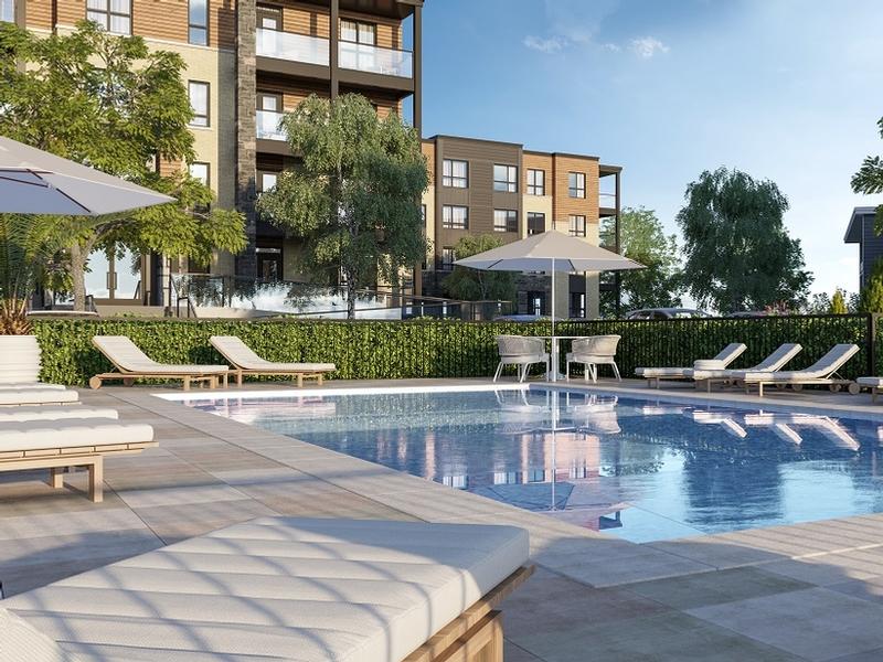 Appartement 2 Chambres a louer àBeloeil a Rive Gauche Appartements Services - Photo 04 - TrouveUnAppart – L401576