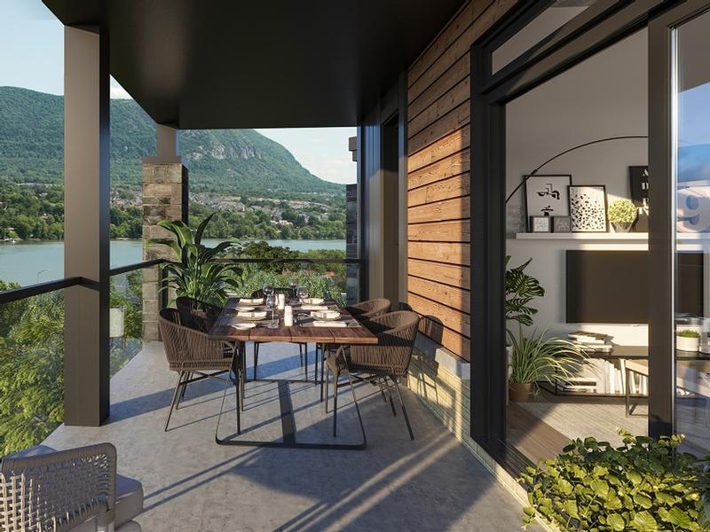 Appartement 2 Chambres a louer àBeloeil a Rive Gauche Appartements Services - Photo 03 - TrouveUnAppart – L401576