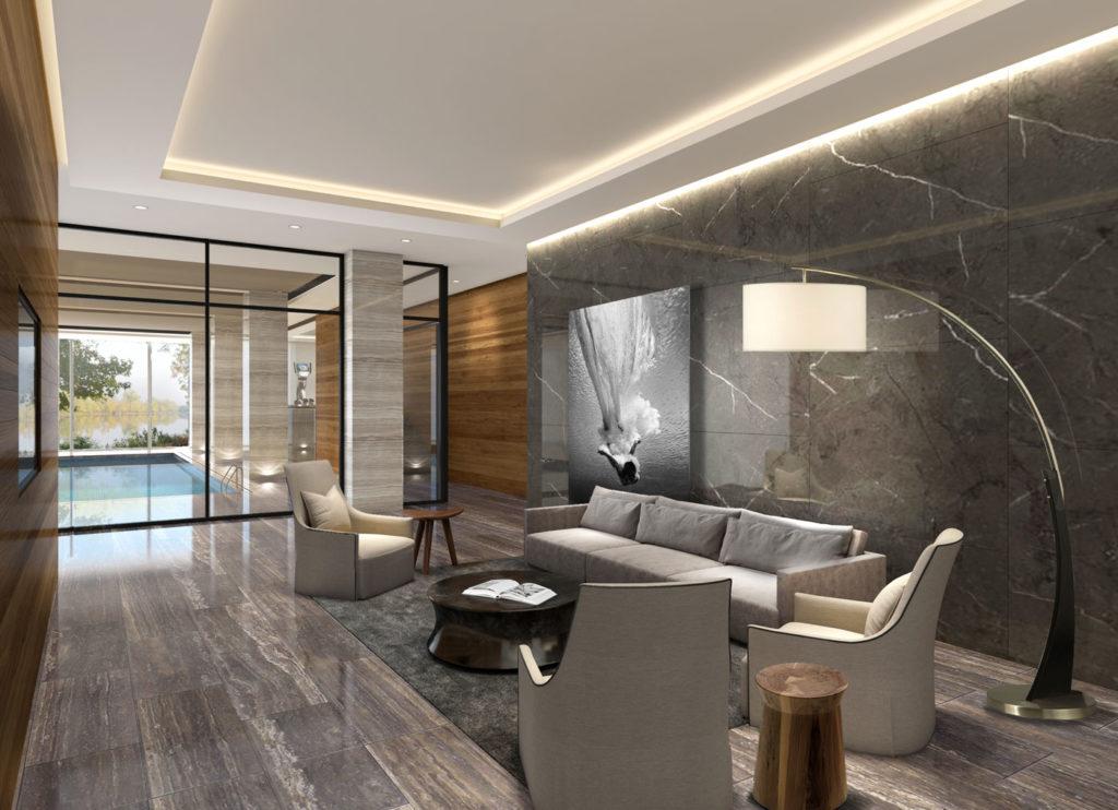 Condo 1 Chambre de luxe a louer à Laval a Collection Equinoxe - Levesque - Photo 05 - TrouveUnAppart – L351126