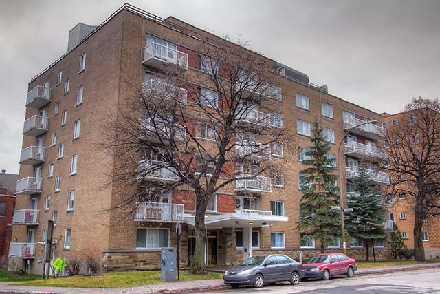 Appartement 1 Chambre a louer à Notre-Dame-de-Grâce a Americana - Photo 01 - TrouveUnAppart – L358611