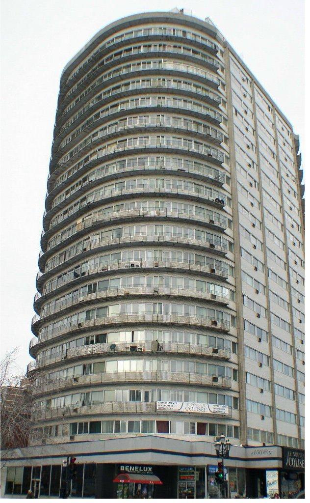 Appartement Studio / Bachelor a louer à Montréal (Centre-Ville) a Nouveau Colisee - Photo 05 - TrouveUnAppart – L23177
