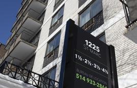 Appartement 2 Chambres a louer à Montréal (Centre-Ville) a 1225 rue St-Marc - Photo 01 - TrouveUnAppart – L401546