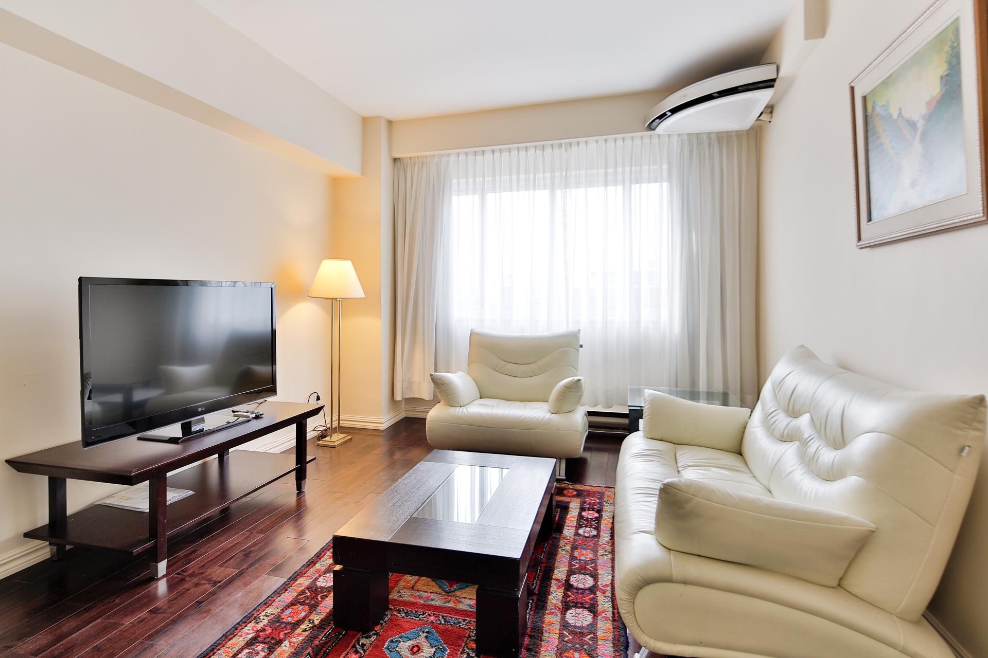 Appartement 2 Chambres meublé a louer à Ville Mont-Royal a Sunset Suites - Photo 04 - TrouveUnAppart – L3724