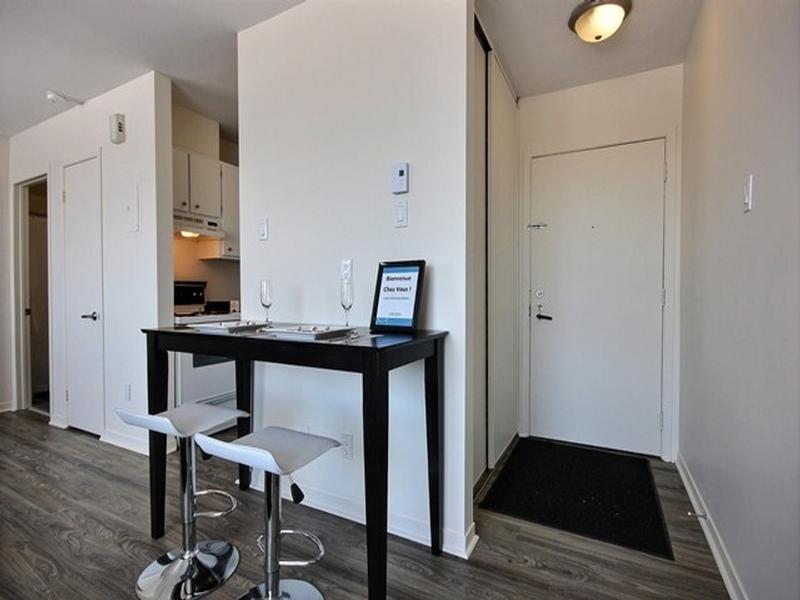 Appartement Studio / Bachelor a louer à La Cité-Limoilou a Le Complexe Montserrat - Photo 03 - TrouveUnAppart – L168591