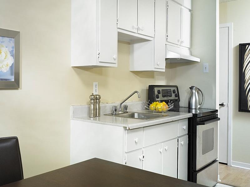 Appartement Studio / Bachelor a louer à La Cité-Limoilou a Le Complexe Montserrat - Photo 07 - TrouveUnAppart – L168591