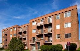 Appartement Studio / Bachelor a louer à La Cité-Limoilou a Le Complexe Montserrat - Photo 01 - TrouveUnAppart – L168591