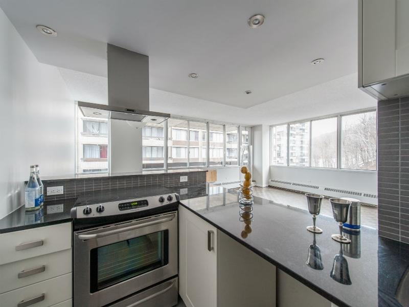 Appartement Studio / Bachelor a louer à Côte-des-Neiges a Rockhill - Photo 06 - TrouveUnAppart – L1122