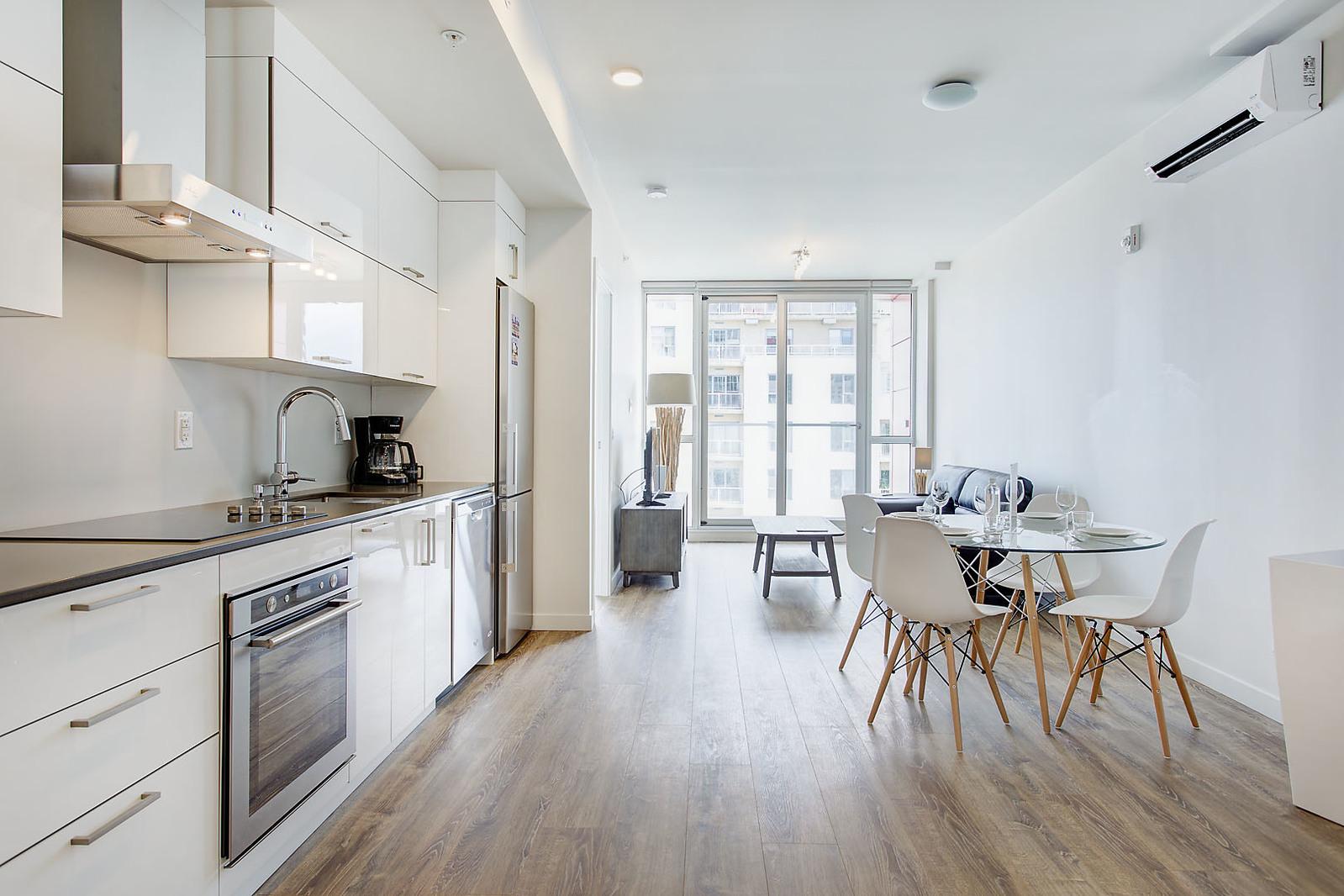 Appartement 1 Chambre meublé a louer à Montréal (Centre-Ville) a Le Rubic - Photo 07 - TrouveUnAppart – L198455