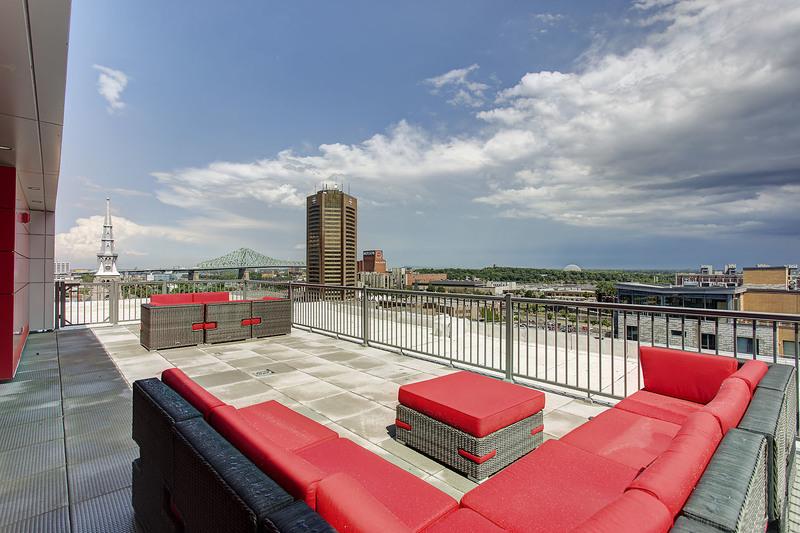 Appartement 1 Chambre meublé a louer à Montréal (Centre-Ville) a Le Rubic - Photo 06 - TrouveUnAppart – L198455