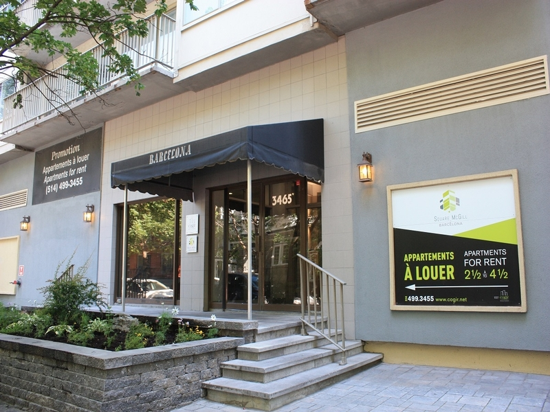 Appartement 1 Chambre a louer à Montréal (Centre-Ville) a Le Barcelona - Photo 04 - TrouveUnAppart – L168312