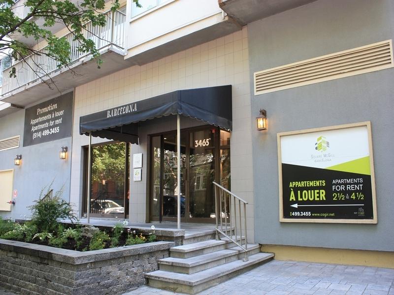 Appartement Studio / Bachelor a louer à Montréal (Centre-Ville) a Le Barcelona - Photo 04 - TrouveUnAppart – L168312