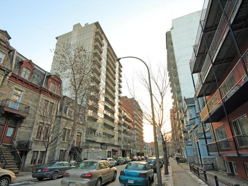 Appartement Studio / Bachelor a louer à Montréal (Centre-Ville) a Le Barcelona - Photo 07 - TrouveUnAppart – L168312