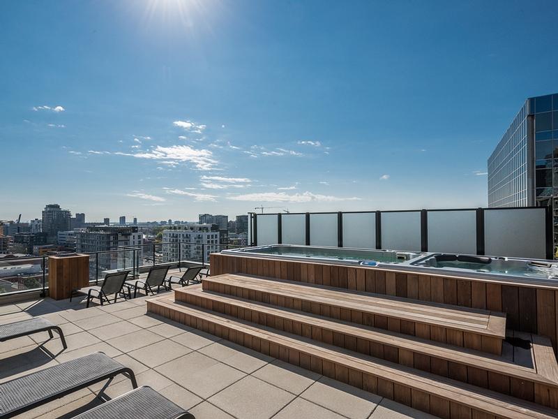 Appartement 2 Chambres a louer à Montréal (Centre-Ville) a Le Saint M2 - Photo 02 - TrouveUnAppart – L295573