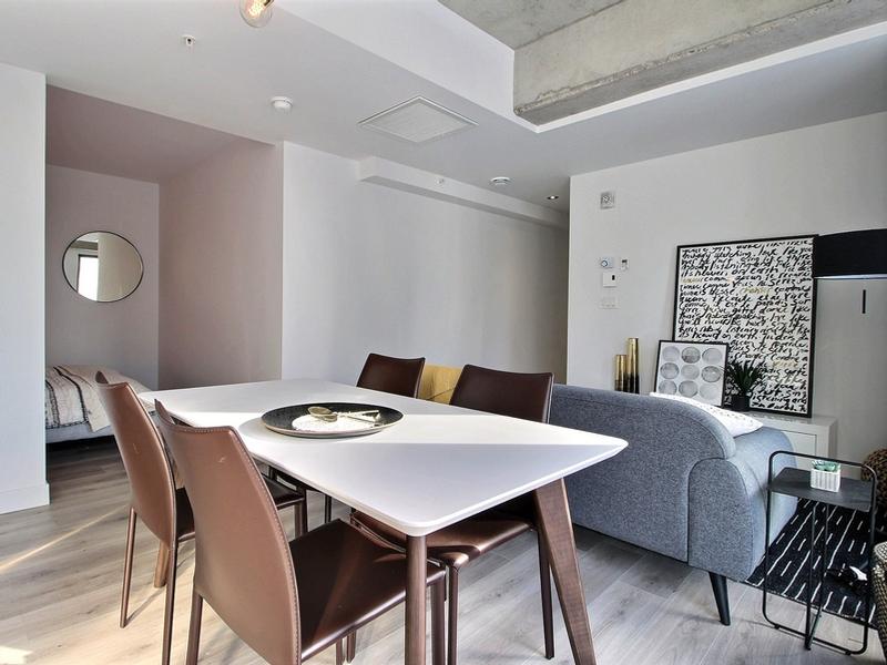 Appartement 2 Chambres a louer à Montréal (Centre-Ville) a Le Saint M2 - Photo 03 - TrouveUnAppart – L295573