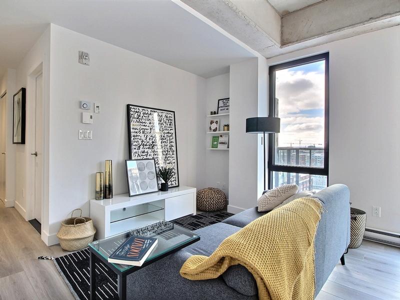 Appartement 2 Chambres a louer à Montréal (Centre-Ville) a Le Saint M2 - Photo 06 - TrouveUnAppart – L295573