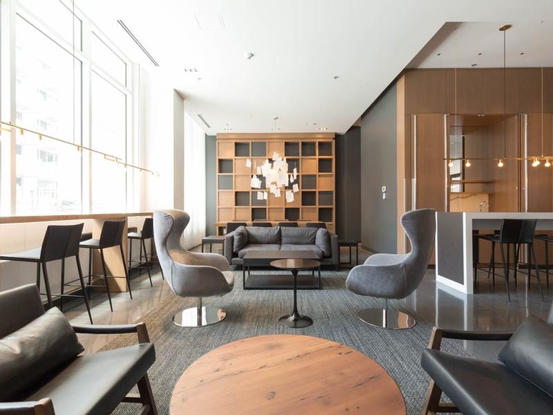Appartement 1 chambre de luxe louer montr al centre for Chambre a louer montreal