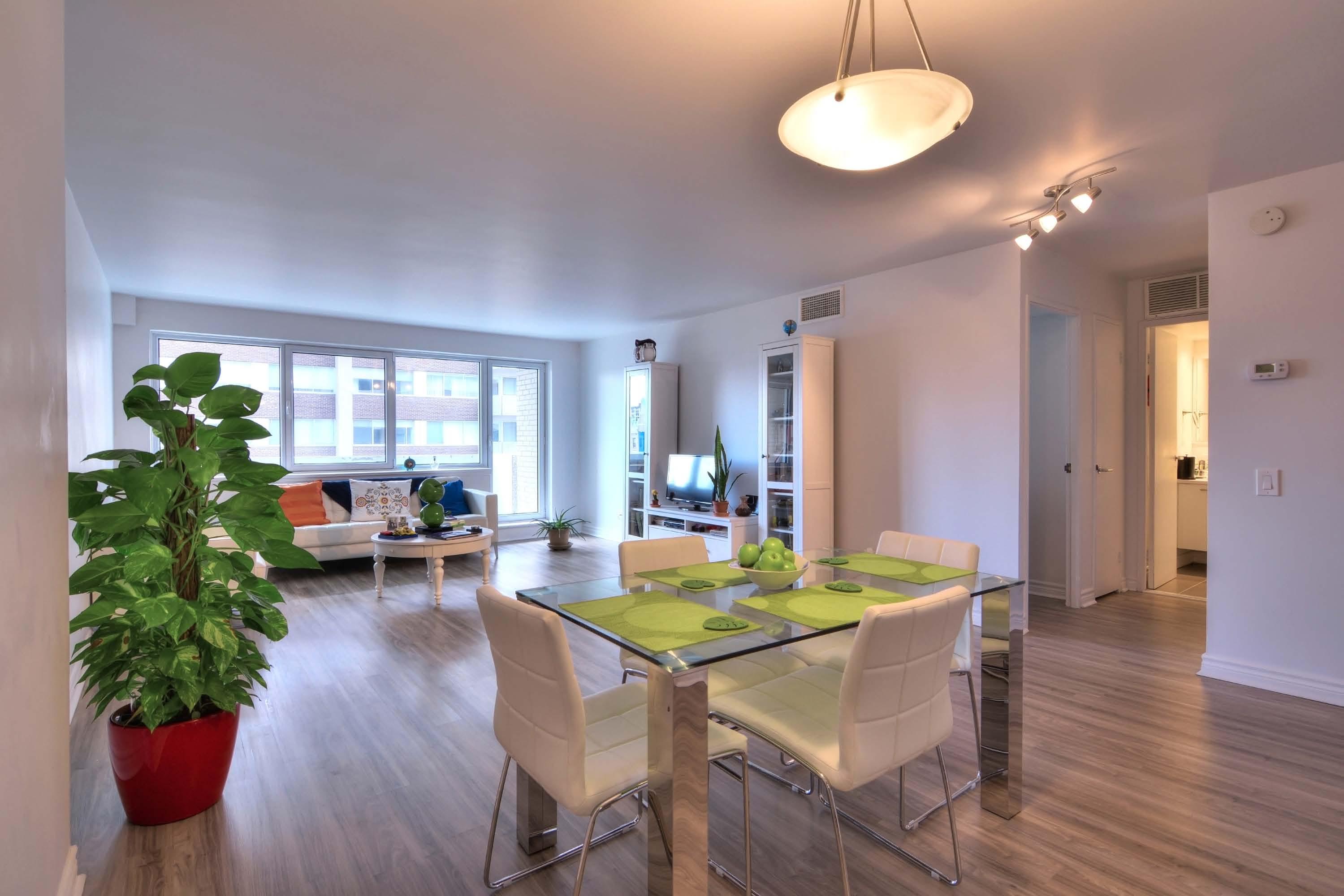 Appartement 2 Chambres de luxe a louer à Montréal (Centre-Ville) a Le Parc - Photo 04 - TrouveUnAppart – L1788