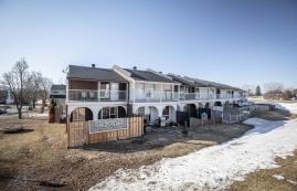 Maison de ville 3 Chambres a louer dans la Ville de Québec a Maisons de ville Gingras - Photo 01 - TrouveUnAppart – L401560