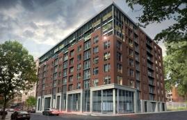 Condo 1 Chambre de luxe a louer à Montréal (Centre-Ville) a 1255 de Bullion - Photo 01 - TrouveUnAppart – L119808