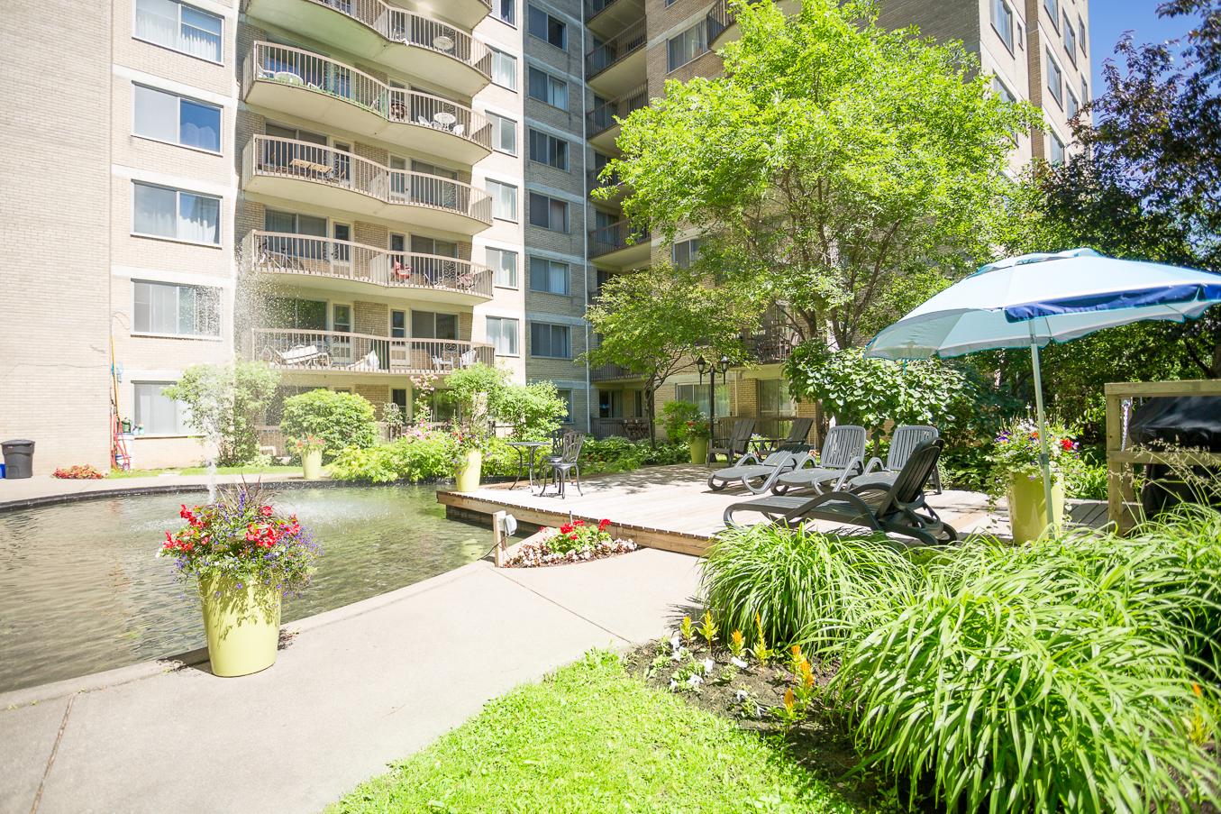 Appartement 2 Chambres a louer à Montréal (Centre-Ville) a Luna - Photo 04 - TrouveUnAppart – L4943