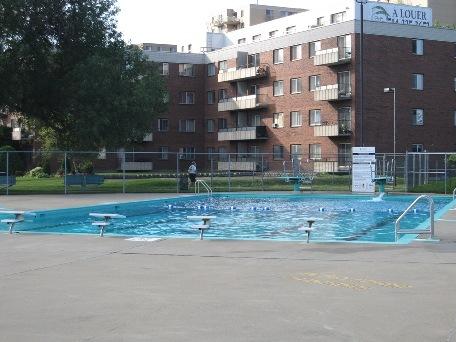 Appartement 1 Chambre a louer à Ville St-Laurent - Bois-Franc a Plaza Oasis - Photo 12 - TrouveUnAppart – L605