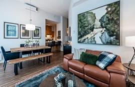 Appartement 2 Chambres a louer à Pointe-Claire a La Voile Pointe-Claire - Photo 01 - TrouveUnAppart – L401218