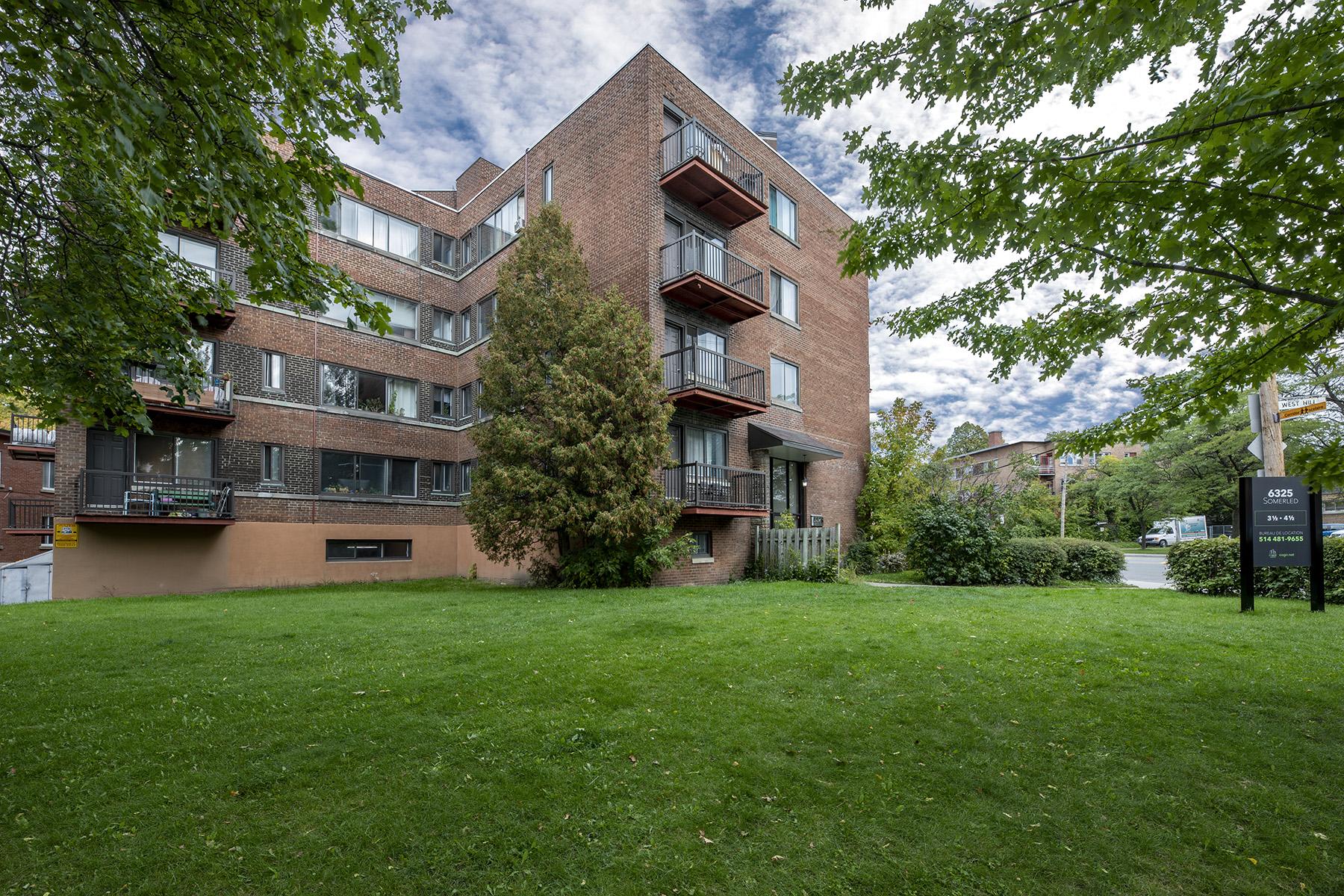 Appartement 2 Chambres a louer à Notre-Dame-de-Grâce a 6325 Somerled - Photo 02 - TrouveUnAppart – L401540