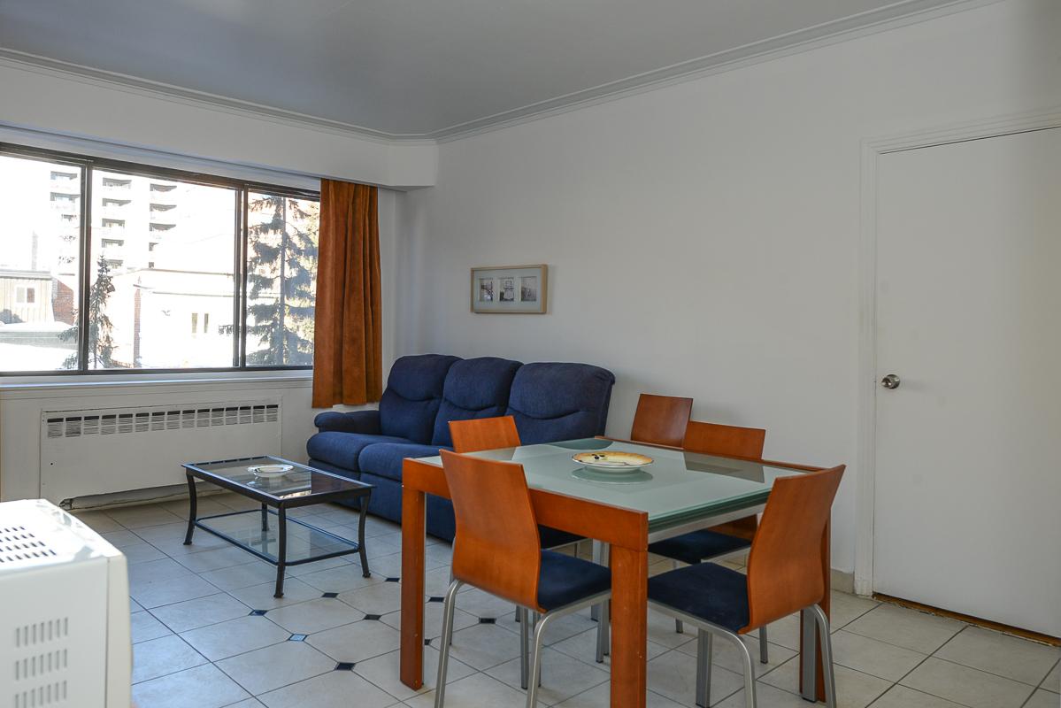 Appartement 1 Chambre meublé a louer à Montréal (Centre-Ville) a Metro Guy concordia - Photo 12 - TrouveUnAppart – L1725