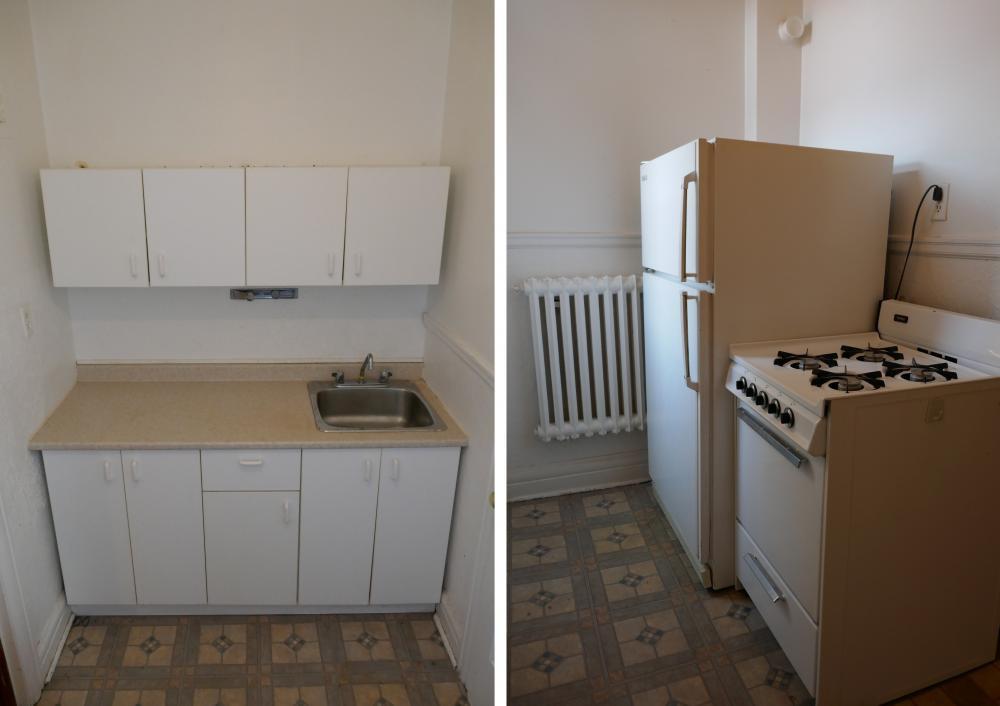 Appartement Studio / Bachelor a louer à Côte-des-Neiges a 5674 Avenue Gatineau - Photo 05 - TrouveUnAppart – L401052