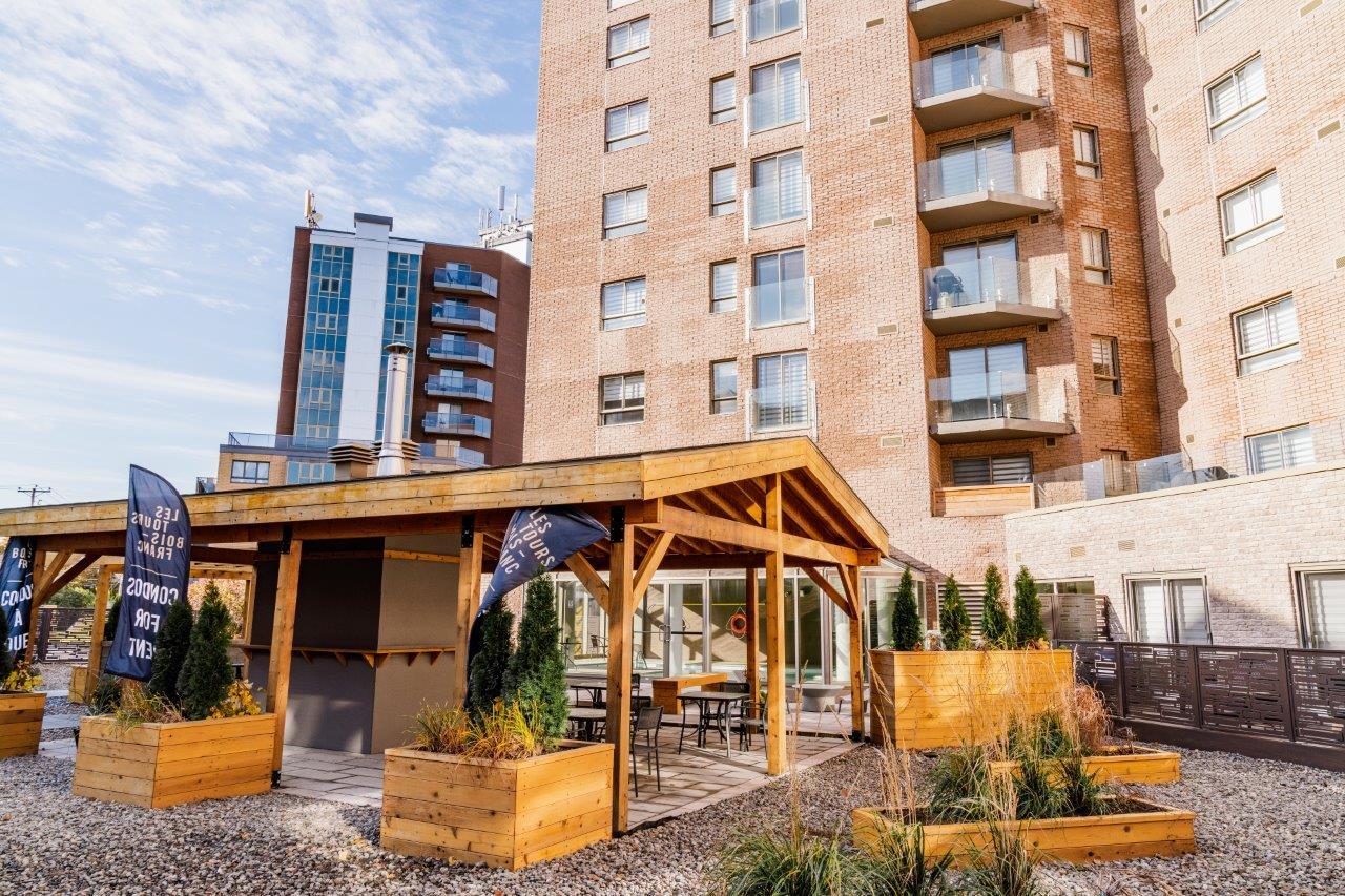 Penthouse 2 Chambres de luxe a louer à Ville St-Laurent - Bois-Franc a Tours Bois-Franc - Photo 06 - TrouveUnAppart – L403169