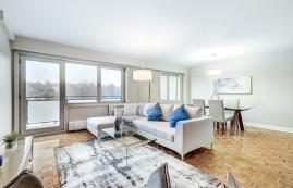 Appartement 3 Chambres a louer à Côte-des-Neiges a Le Hill-Park - Photo 01 - TrouveUnAppart – L401571