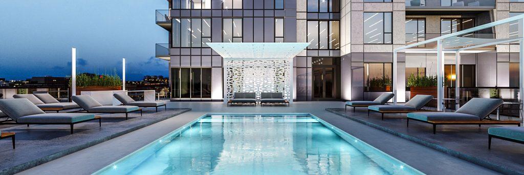 Condo 2 Chambres de luxe a louer à Ahuntsic-Cartierville a Voltige - Photo 11 - TrouveUnAppart – L351246