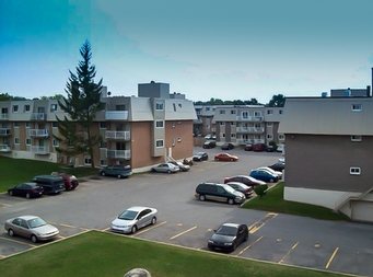 Appartement 1 Chambre a louer à Laval a Le Domaine St-Martin - Photo 07 - TrouveUnAppart – L9183