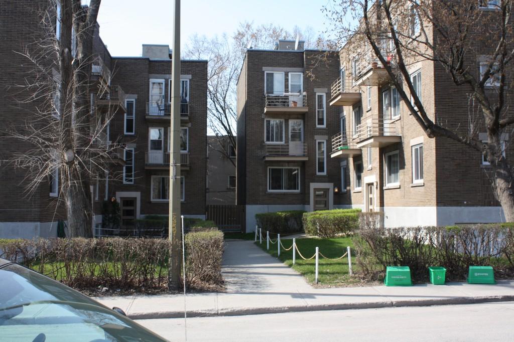 Appartement 2 Chambres a louer à Côte-des-Neiges a 4723-25-27-29 Fulton - Photo 02 - TrouveUnAppart – L23405