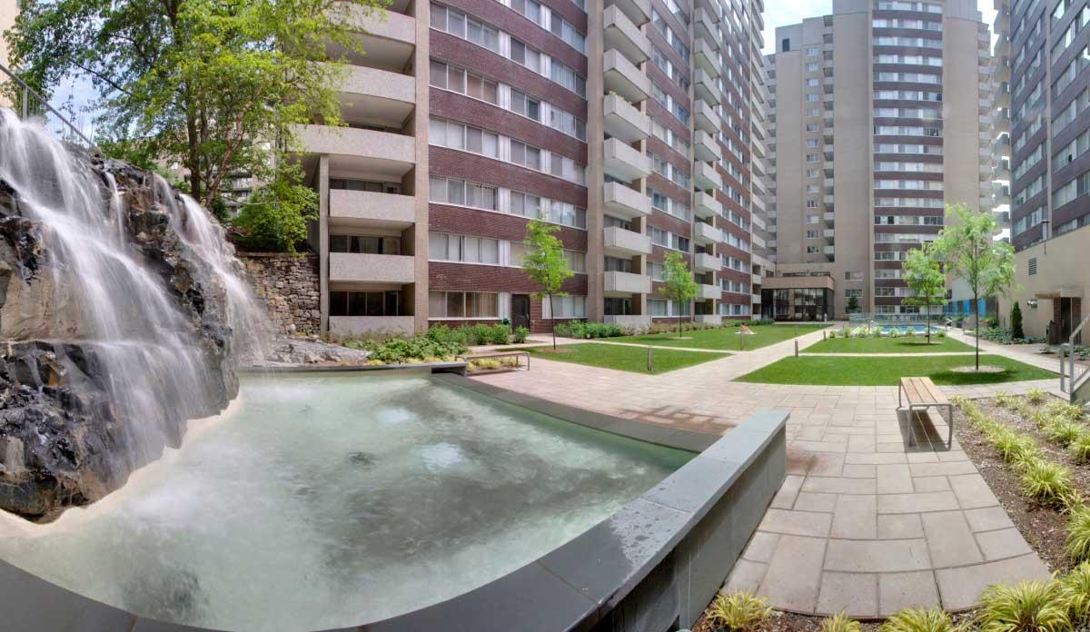 Appartement Studio / Bachelor de luxe a louer à Montréal (Centre-Ville) a Le Parc - Photo 07 - TrouveUnAppart – L2099