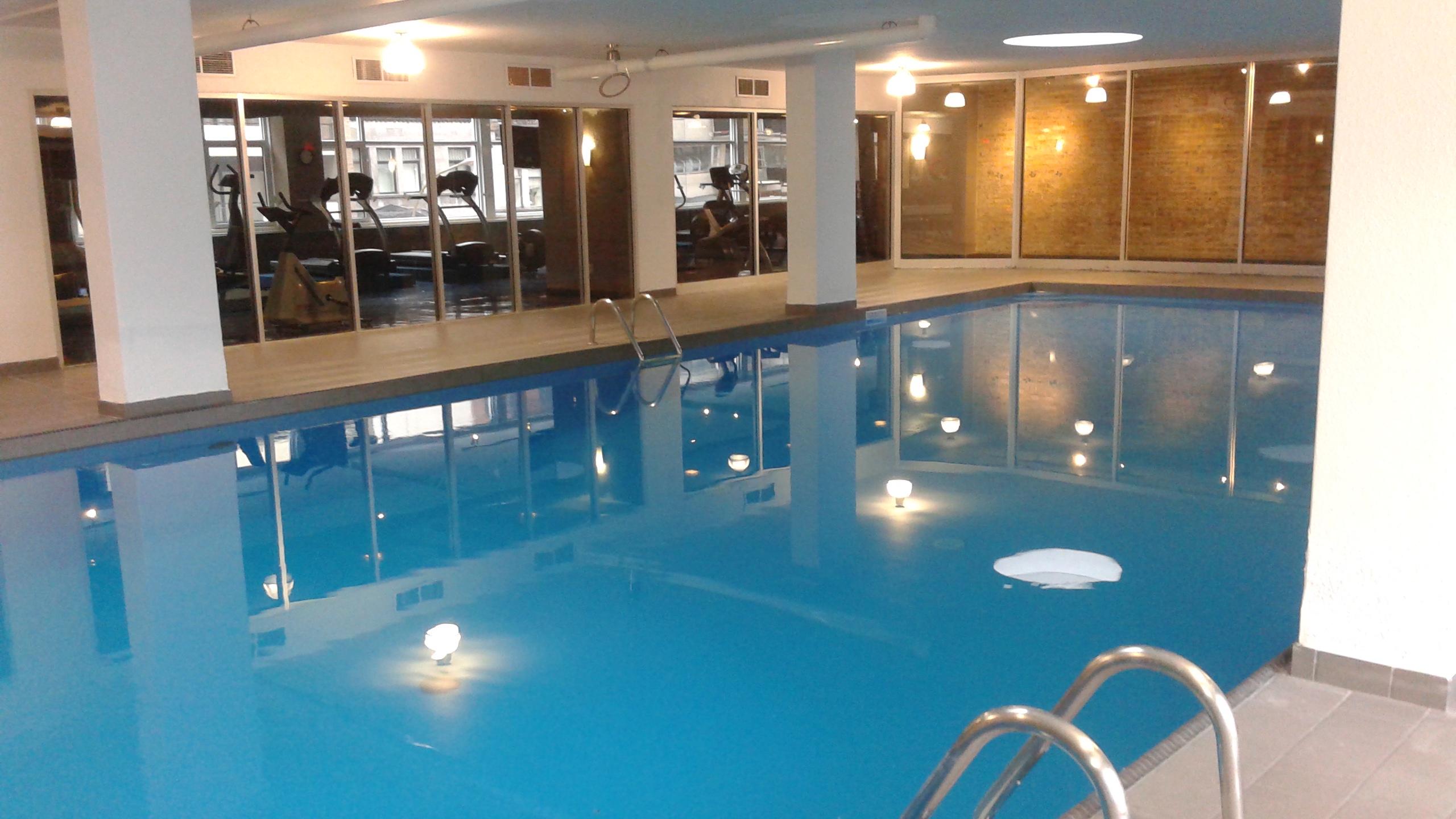 Appartement Studio / Bachelor de luxe a louer à Montréal (Centre-Ville) a Le Parc - Photo 10 - TrouveUnAppart – L2099