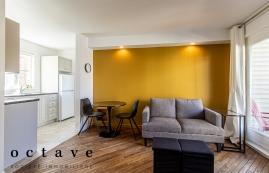 Condo 1 Chambre meublé a louer dans la Ville de Québec a La Copropriété du Faubourg - Photo 01 - TrouveUnAppart – L407394