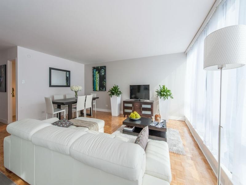 Penthouse 2 Chambres a louer à Côte-des-Neiges a Rockhill - Photo 04 - TrouveUnAppart – L1126
