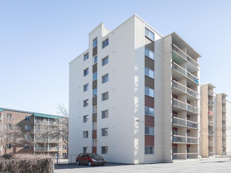 Appartement 1 Chambre a louer dans la Ville de Québec a Degrandville - Photo 01 - TrouveUnAppart – L401557