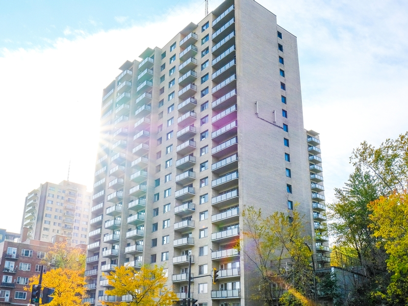 Appartement 2 Chambres a louer à Côte-des-Neiges a Le Hill-Park - Photo 01 - TrouveUnAppart – L401570