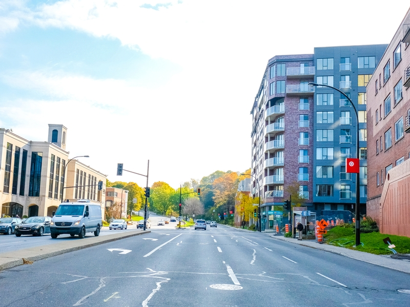 Appartement 2 Chambres a louer à Côte-des-Neiges a Le Hill-Park - Photo 02 - TrouveUnAppart – L401570
