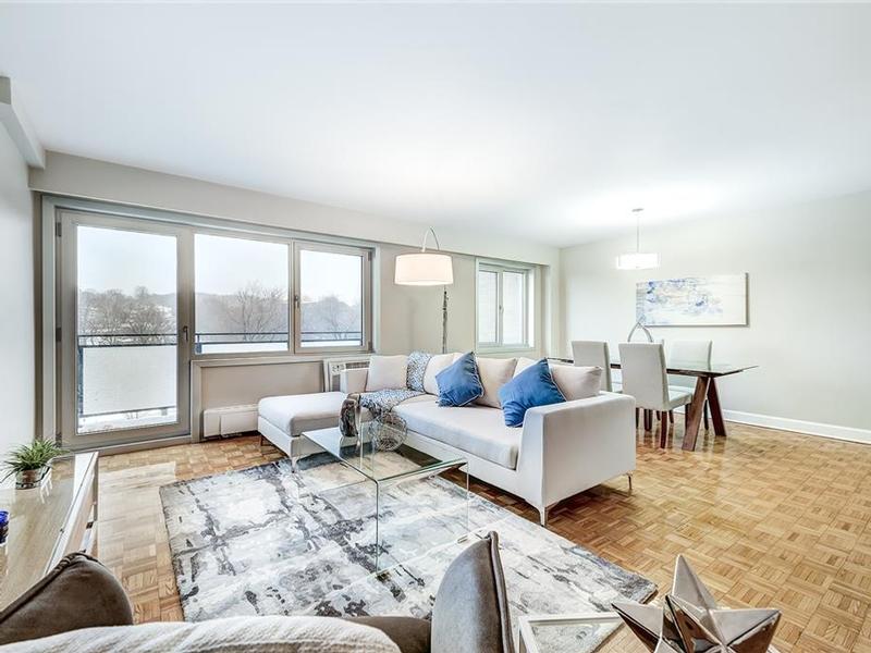 Appartement 2 Chambres a louer à Côte-des-Neiges a Le Hill-Park - Photo 03 - TrouveUnAppart – L401570