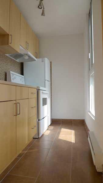 Appartement Studio / Bachelor a louer à Montréal (Centre-Ville) a 2150 Mackay - Photo 05 - TrouveUnAppart – L3741