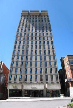 Appartement Studio / Bachelor a louer à Montréal (Centre-Ville) a 2150 Mackay - Photo 06 - TrouveUnAppart – L3741