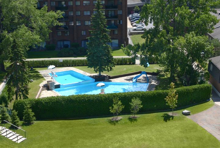 Appartement 2 Chambres a louer à Pointe-Claire a Southwest One - Photo 01 - TrouveUnAppart – L21526